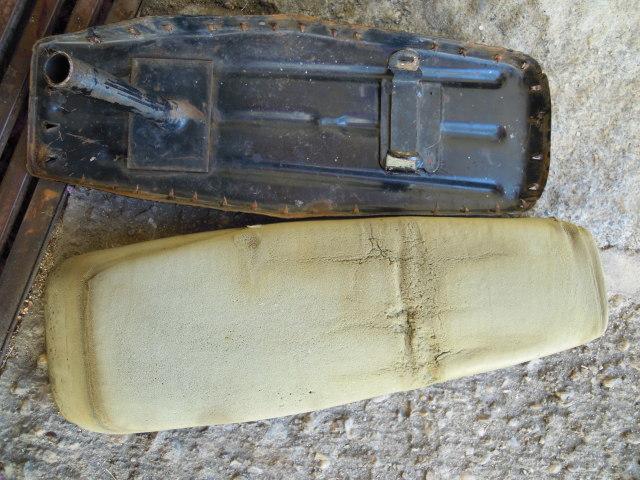 Mobylette Cady E-14 negra, Inicio restauracion. Fdeph1