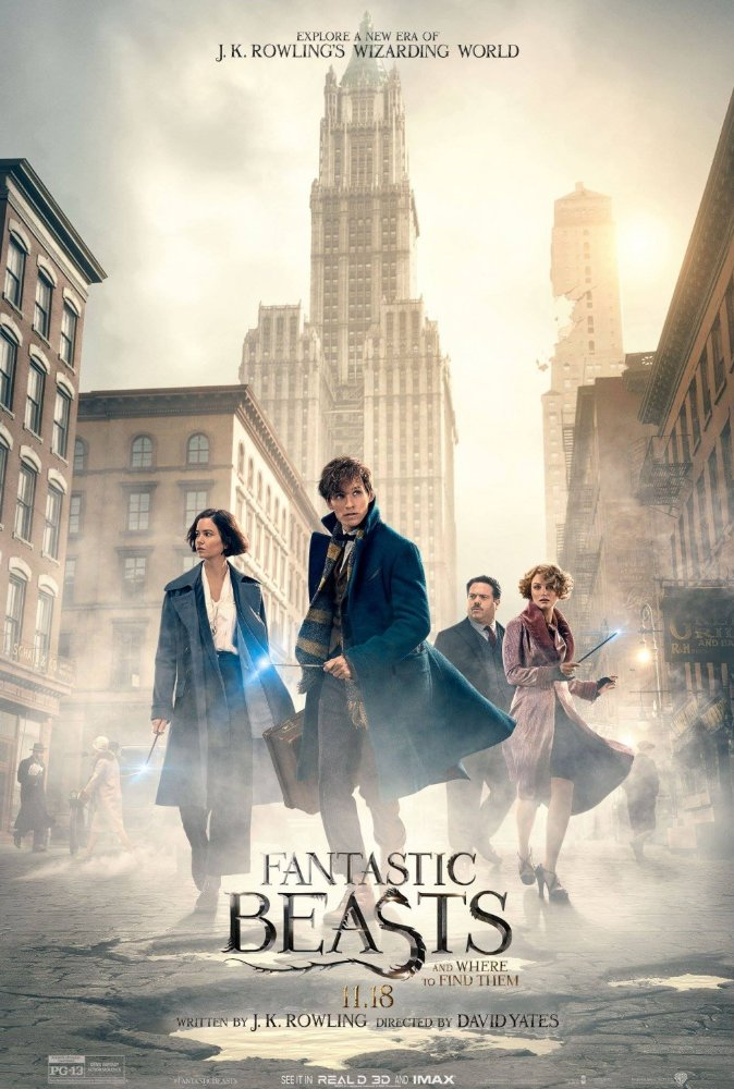Fantastic Beasts and Where to Find Them Ippr7k