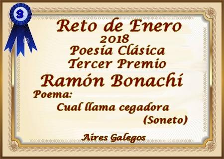 Premios de: Ramón Bonachi Iw7imw