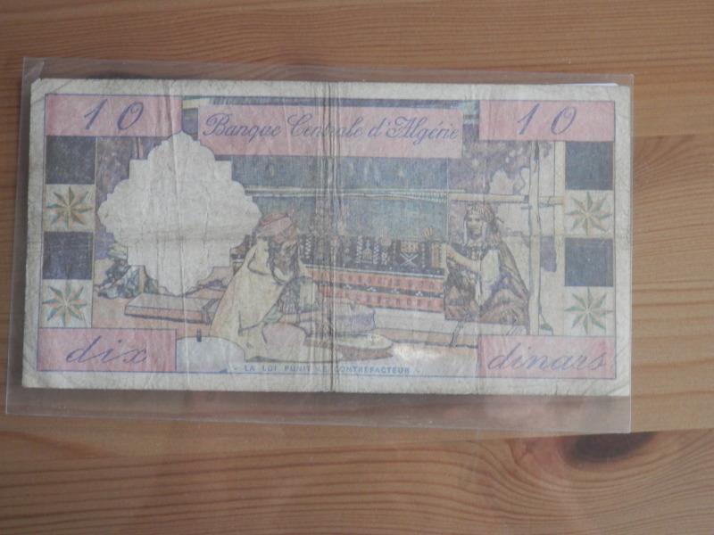 10 Dinars Argelia 1964 J929eh
