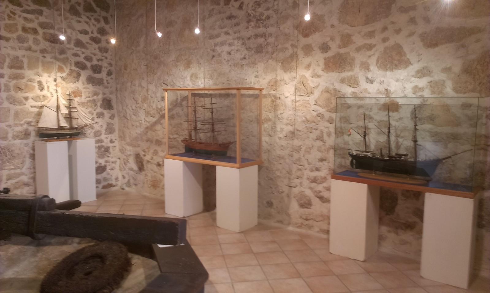 Izložba maketa brodova Jufiie