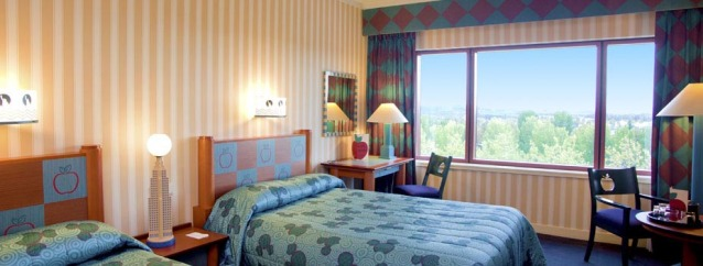 Disney's Hotel New York K17wip