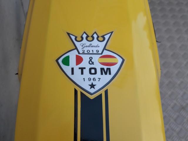 50cc - Itom 50cc de carreras 1967 Kalr9x