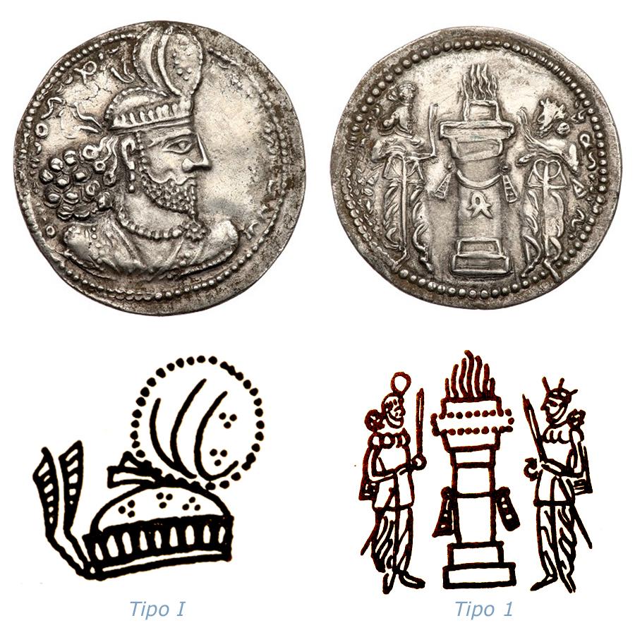 Las coronas de los shas de Persia. Kehhyr