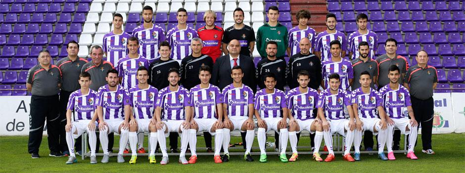 Real Valladolid B - Temporada 2015/16 - 2ª División B Grupo I M8p79w