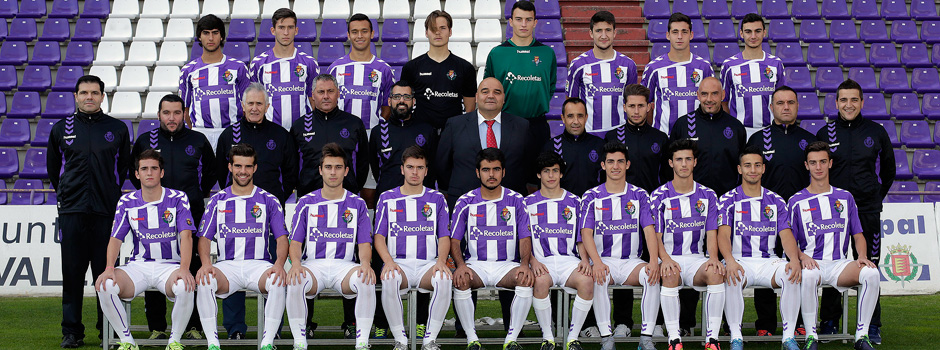 Real Valladolid Juvenil A - Temporada 2015/16 - División de Honor Grupo V Mcat0m