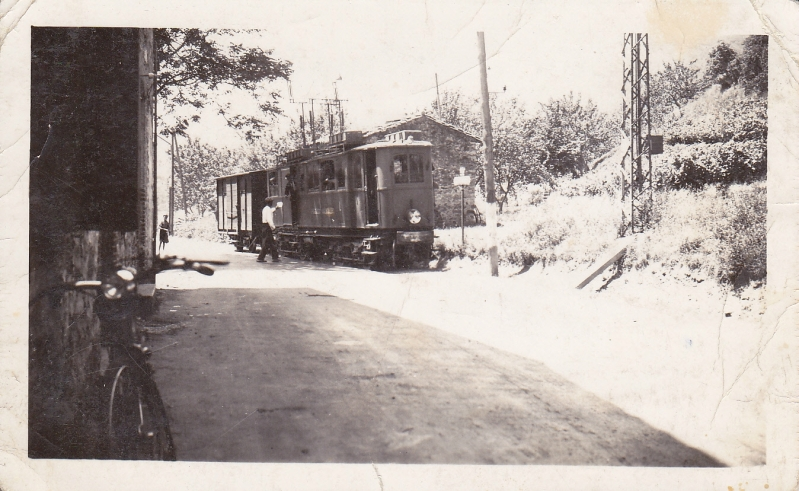El tren petit de l'Alt Vallespir. Mkabzn