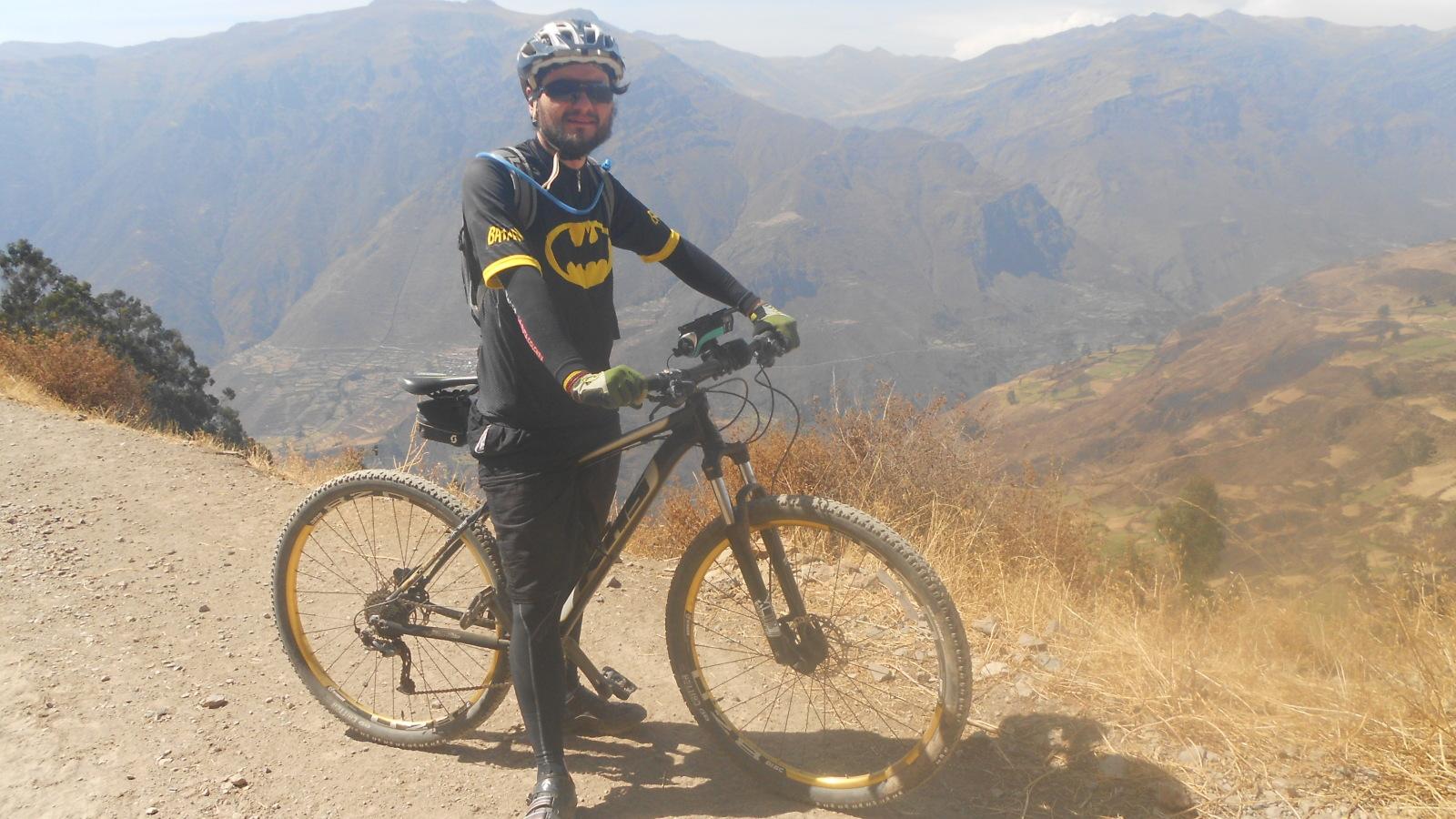 ¿Cómo es tu bicicleta deportiva y cómo la tienes configurada? Mm74gw