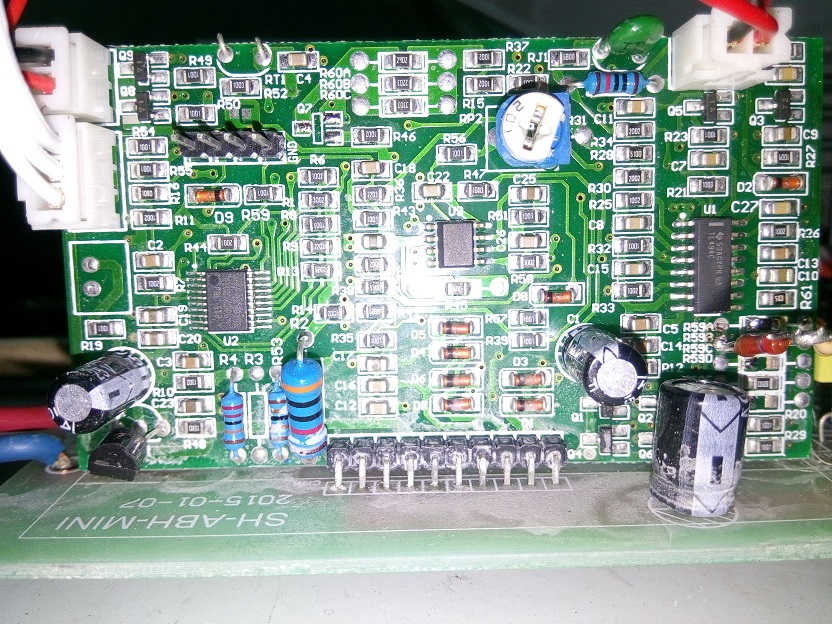 Modificación del cargador li-ion. ¿Es posible subir los amperios? Mm92iv