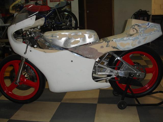 Remodelacion Derbi 80 GP Mwyulg