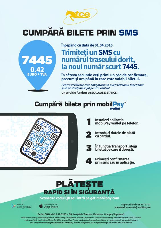 Plata călătoriei prin SMS Nbrj0o