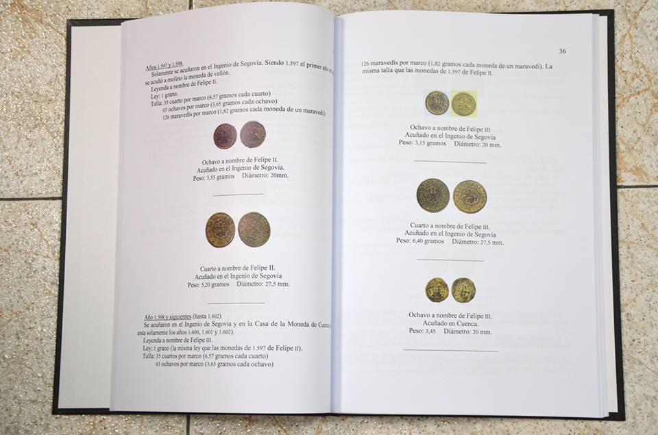 Nuevo libro escrito por Ignis: 'Mis apuntes sobre los resellos. Marcas sobre la moneda de vellón castellana del siglo XVII' Nv9oqt