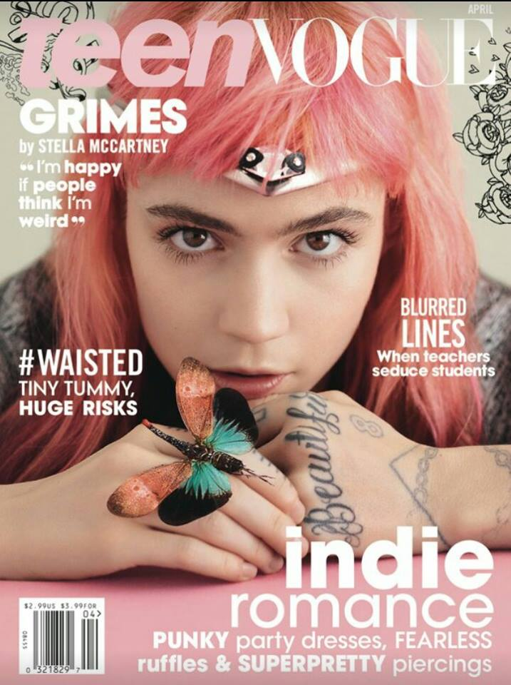 El topic de GRIMES Oawymh