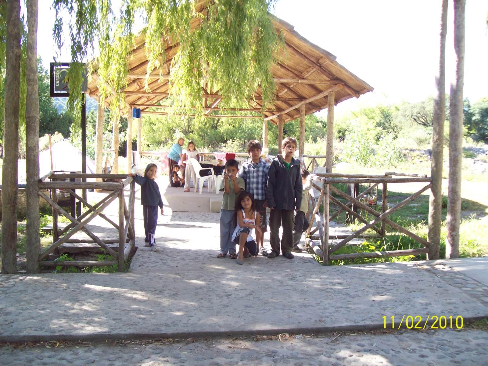 Camping Municipal en El Rodeo Opn6eb