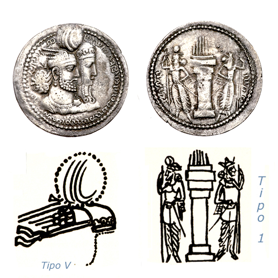 Las coronas de los shas de Persia. Qxo1w2