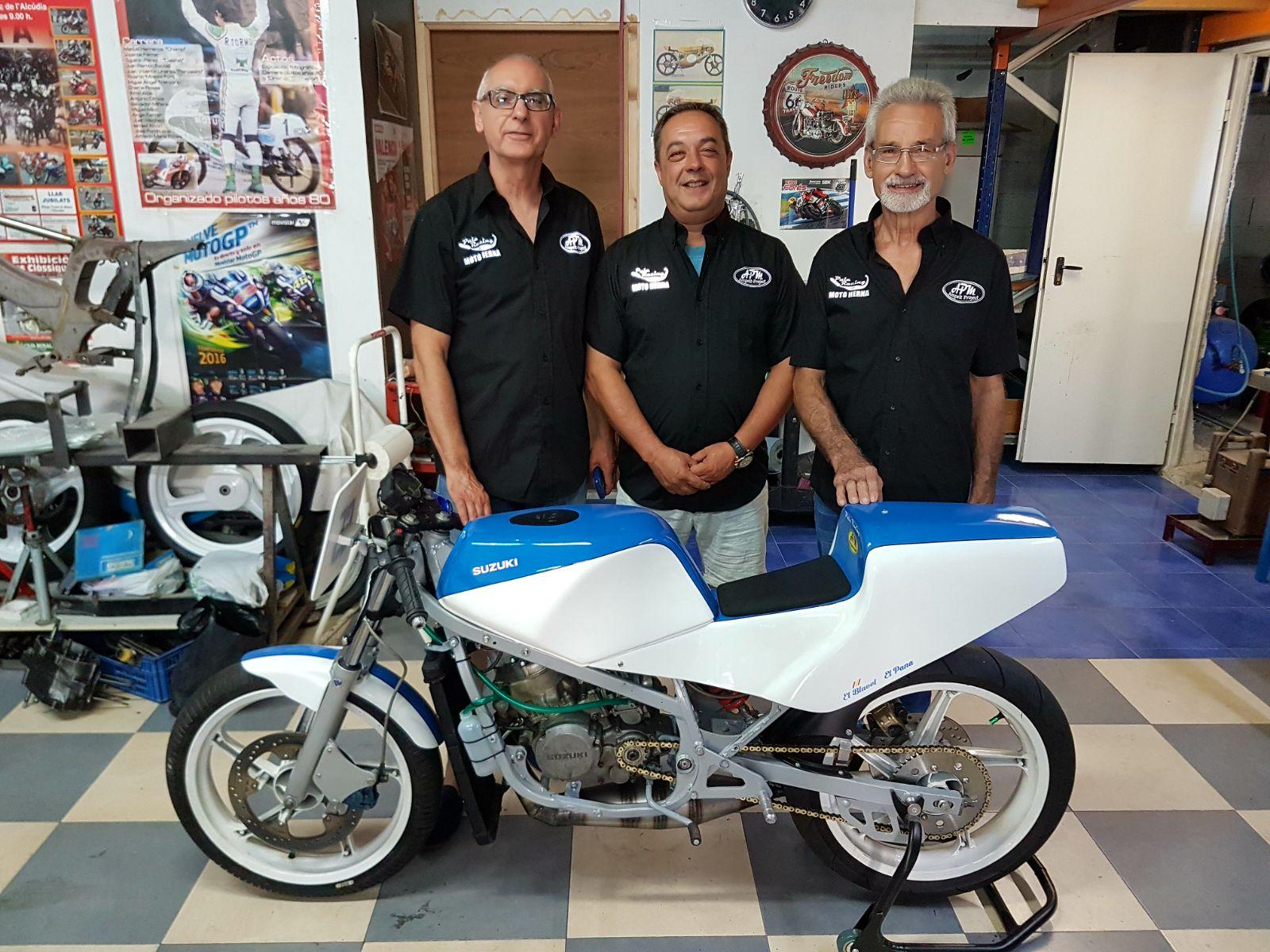 Proyecto Suzuki RG 125 de competición Rhq1hl