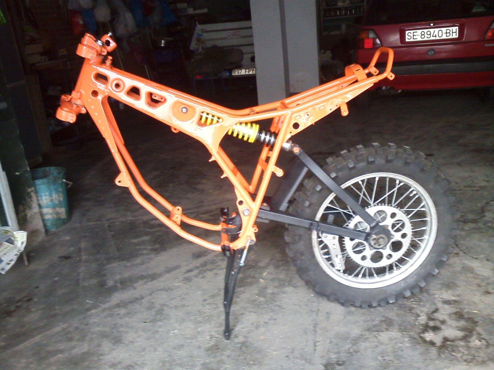 Puch Cobra M-82 - Restauración S3cwvd