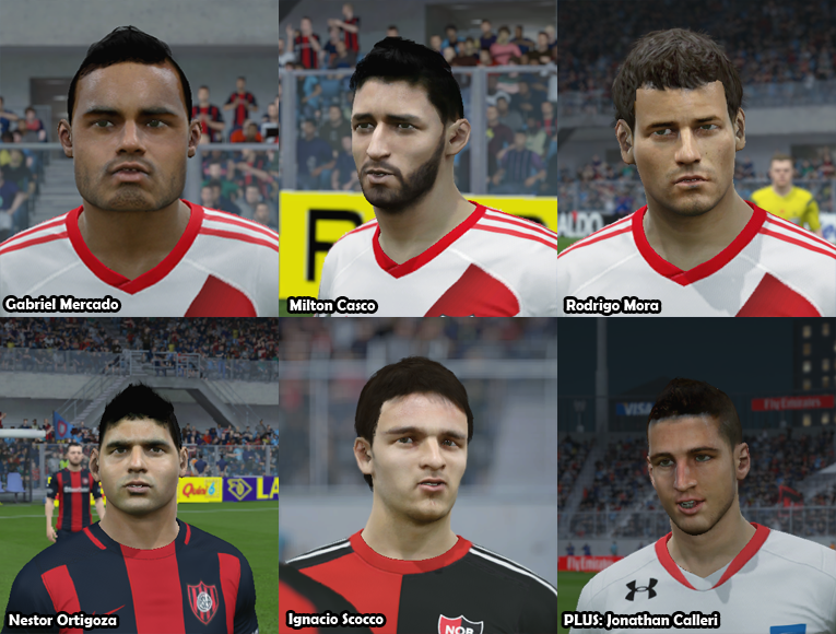 Faces Futbol Argentino PACK 19 Scqng3