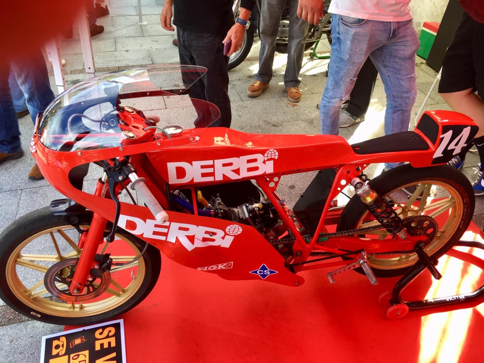 Motor Derbi RAN Sen7rc
