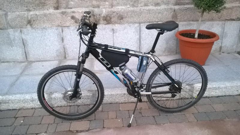 Presenta tu bici eléctrica Sevu3a