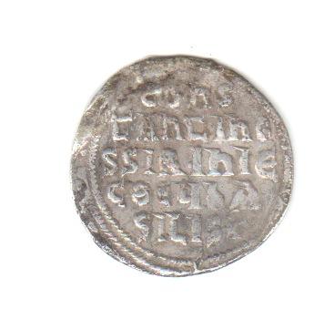 Miliarense de Constantino VI e Irene. Sf8iu1