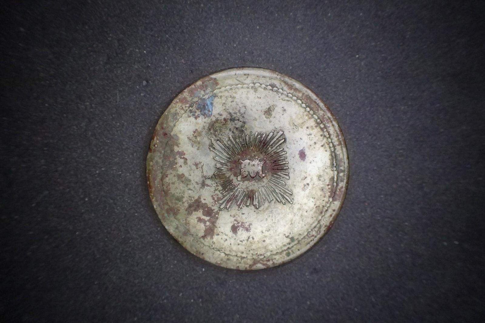 1874 d.C - 1  Pesetas. Ficha del Balneario de Mondariz Snj6uv