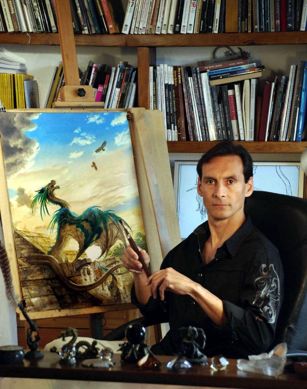 El asombroso arte de Ciruelo Cabral Sux0yv