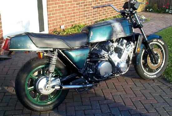 Kawasaki Z2300 12 V Vfxs9e