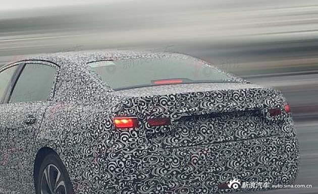2016 - [Citroën] C6 II Chine (X81) - Page 3 W81gqu