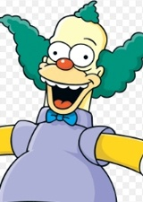 Krusty, the clown