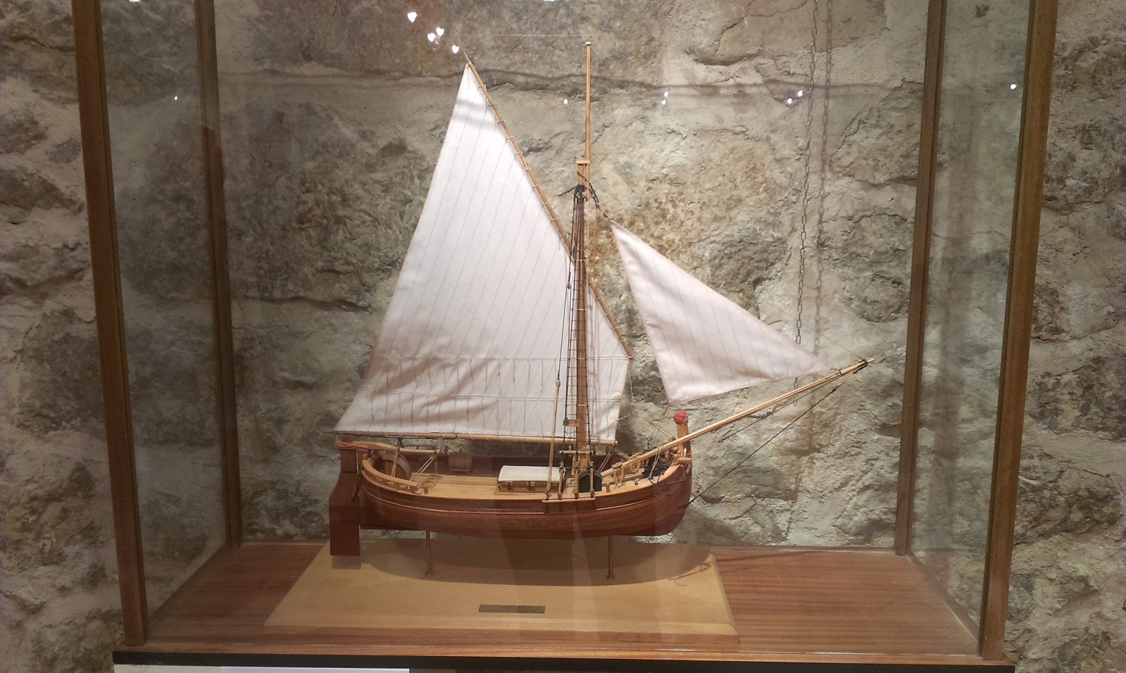Izložba maketa brodova Wlrnky
