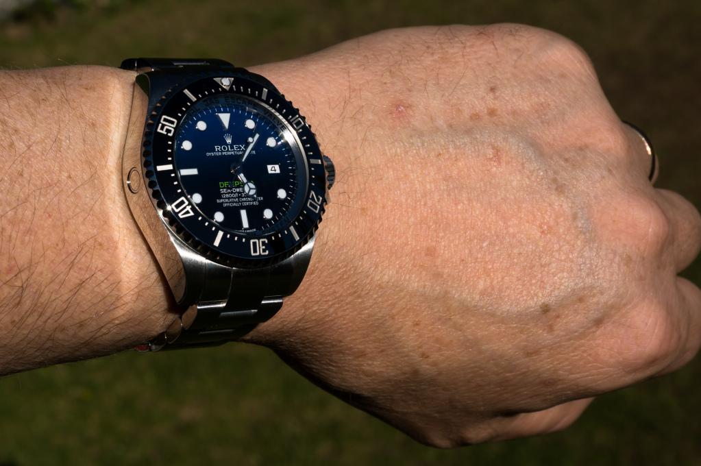 Présentation de la Rolex 116660 SDDS D-Blue James Cameron Wlzx1c