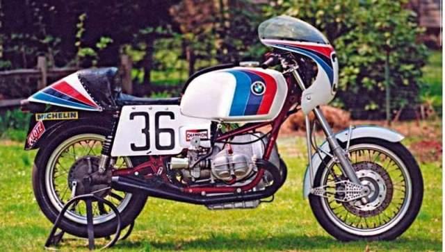 BMW R nineT Racer Wrnvbq