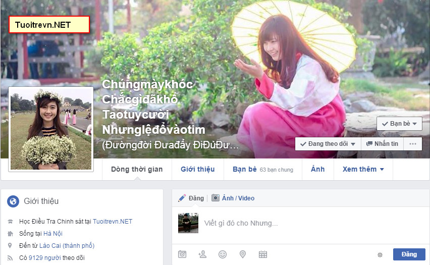 Topics tagged under facebook on Diễn đàn Tuổi trẻ Việt Nam | 2TVN Forum Wt8w2w