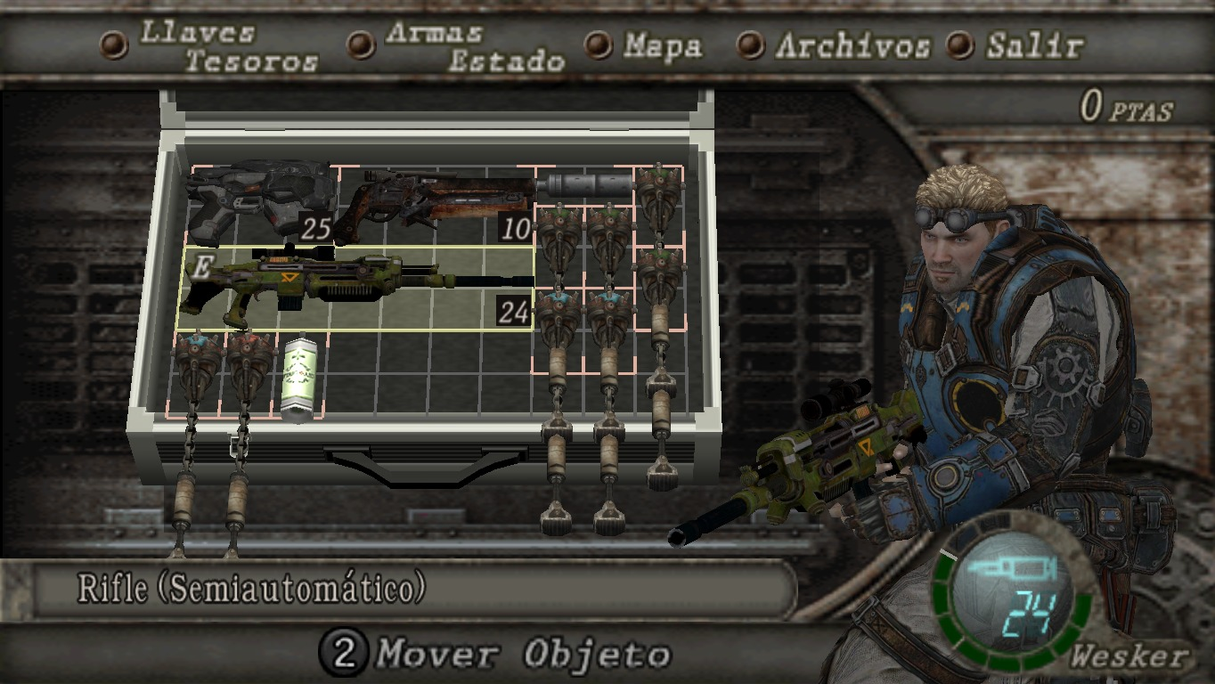 Gears of Evil Mega Pack - DLC#1 Wtahpd