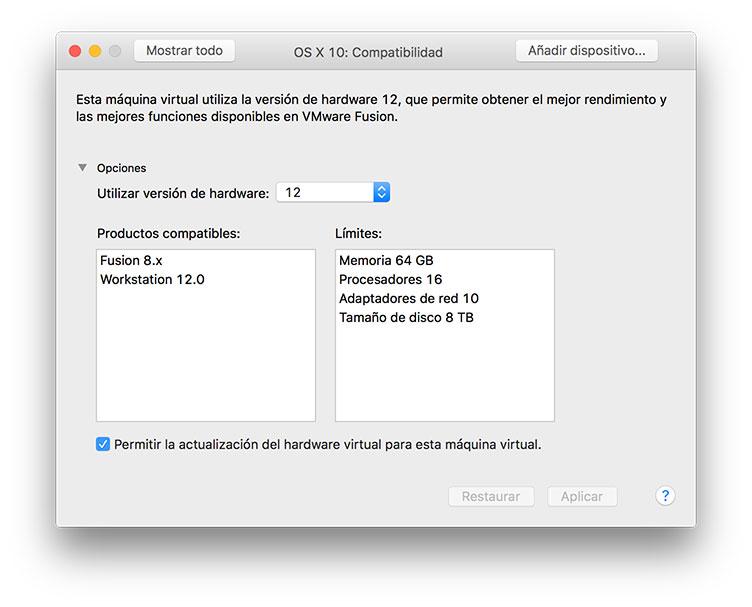 [TUTORIAL] VMWARE: INSTALANDO OS X EL CAPITÁN EN OS X Y WINDOWS... A LA BILBAÍNA X0p6p0