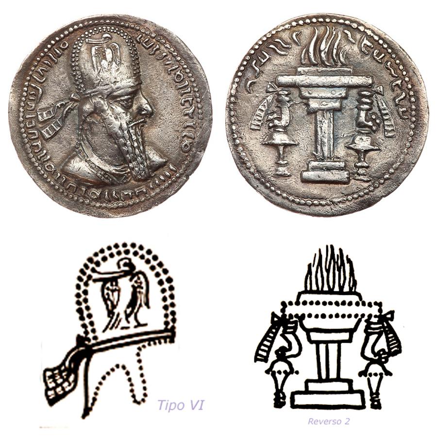 Las coronas de los shas de Persia. X3x376