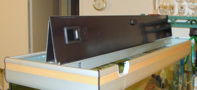Remettre en service une rampe d'éclairage de récupération X4rdbc