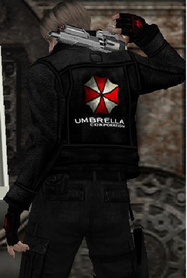 Chaqueta Umbrella para Leon Xbdcoo