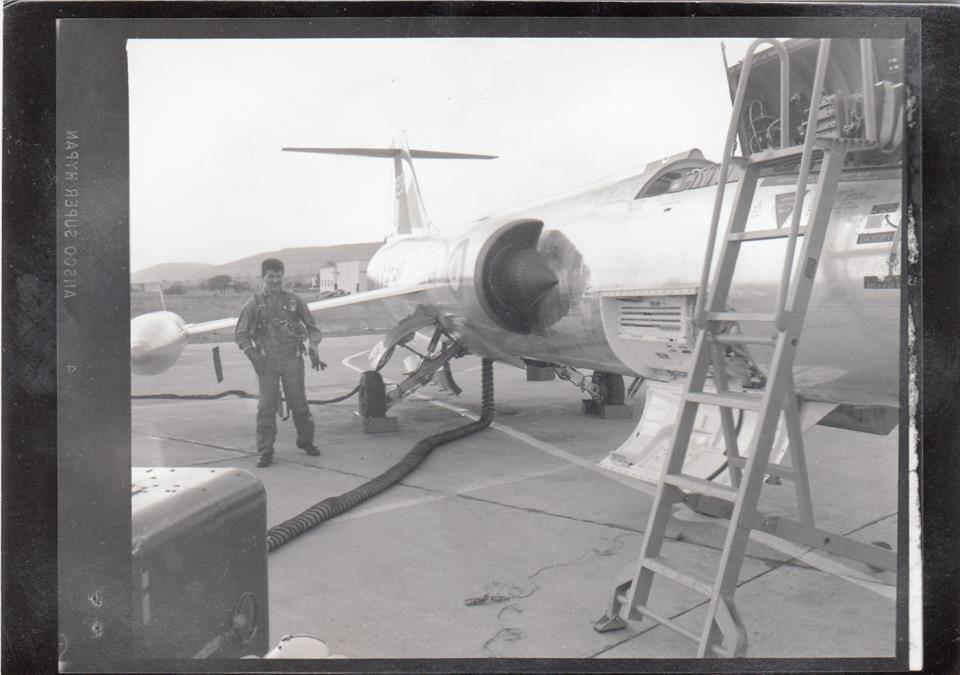 F-104G Starfighter  HAF οπως μας παραδωθηκαν Xksviu