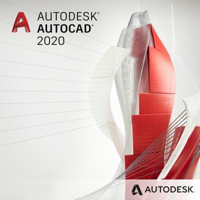 autocad 2020 eng+Fr Yhtzk