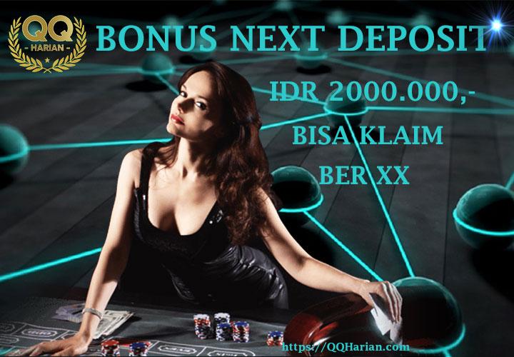 QQHarian - Agen Resmi Judi Online Taruhan Bola   QQ Slot  IDN POKER   Live Casino   Fish Hunter  Agen Togel Zx60p5
