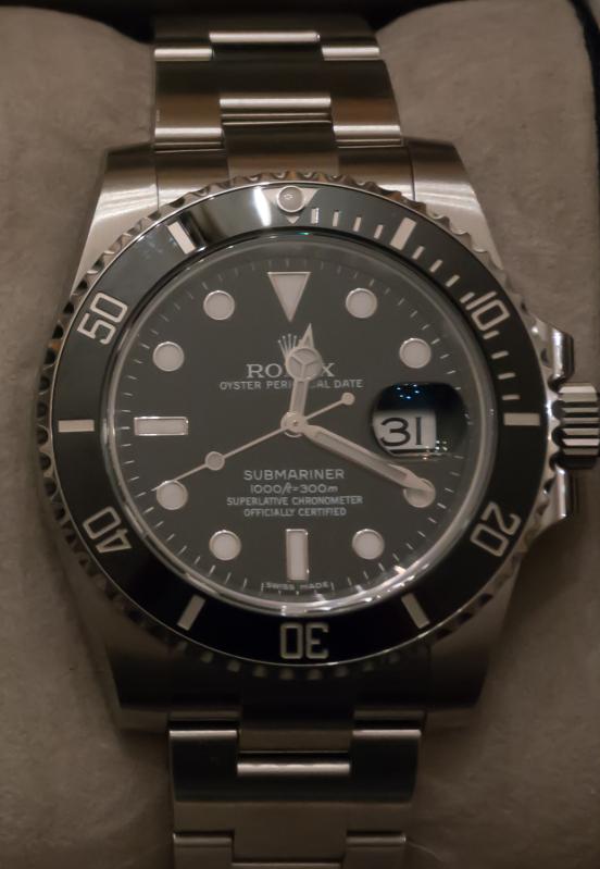 Présentation de la Rolex 116660 SDDS D-Blue James Cameron 10okw1l
