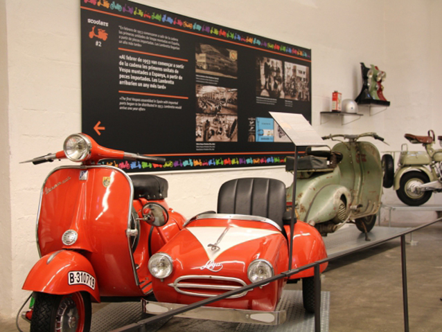 Un Siglo de Scooters: Museo Moto Barcelona 10rk310