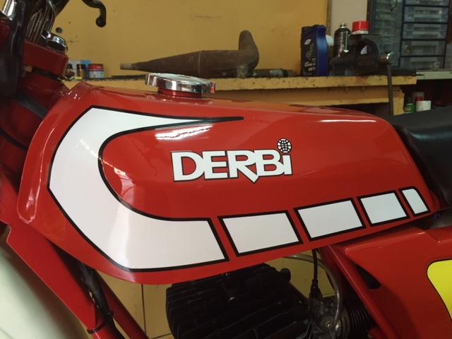 Derbi Diablo Super C7 10rmm9w