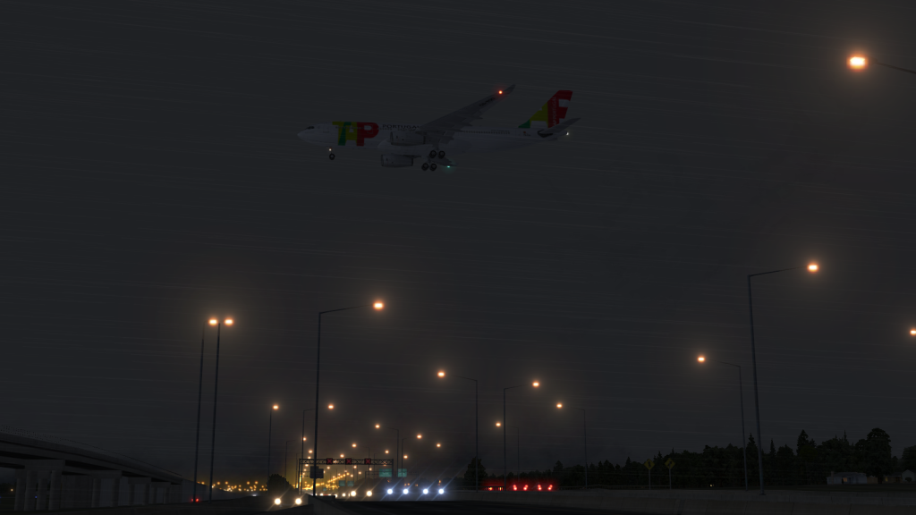 Alguns voos com o A330 10zw8xi