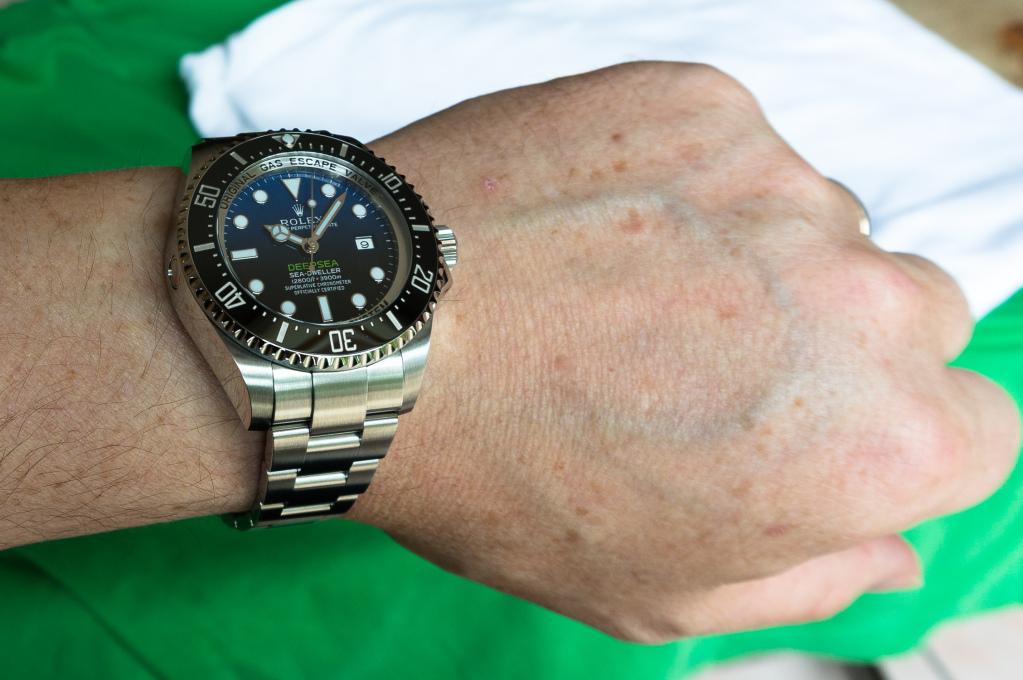 Présentation de la Rolex 116660 SDDS D-Blue James Cameron 1447hg5