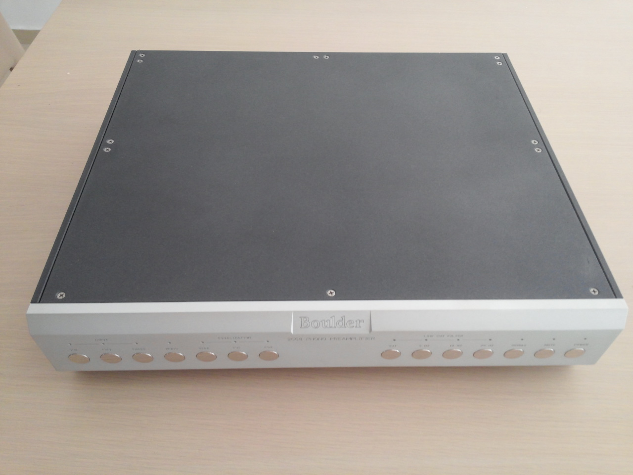 Boulder Amplifiers 2008 Phono Preamplifier  GBP 5,700.00 1495rms