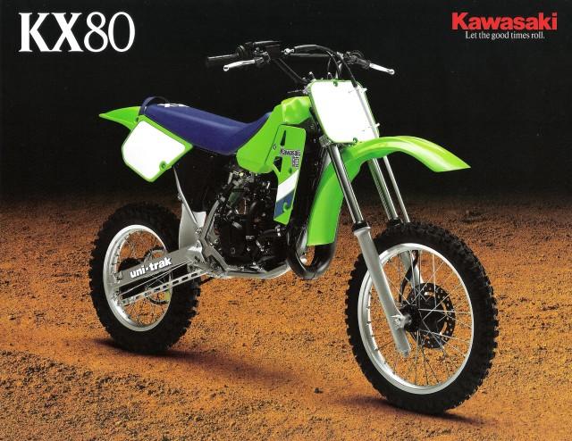 Kawasaki KX 80 1987 > Restauracion 14axuf8