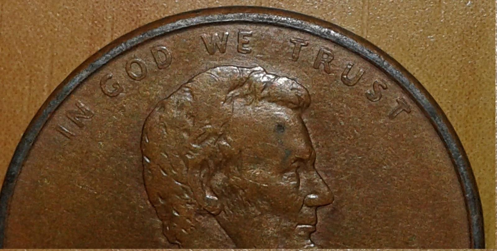 Moneda de un centavo U.S.A. 1996 14bnuhj